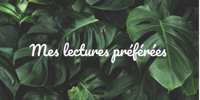 Mes lectures préférées