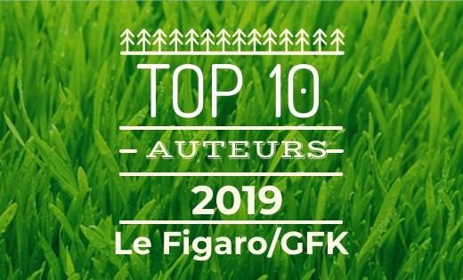 TOP DES AUTEURS 2019