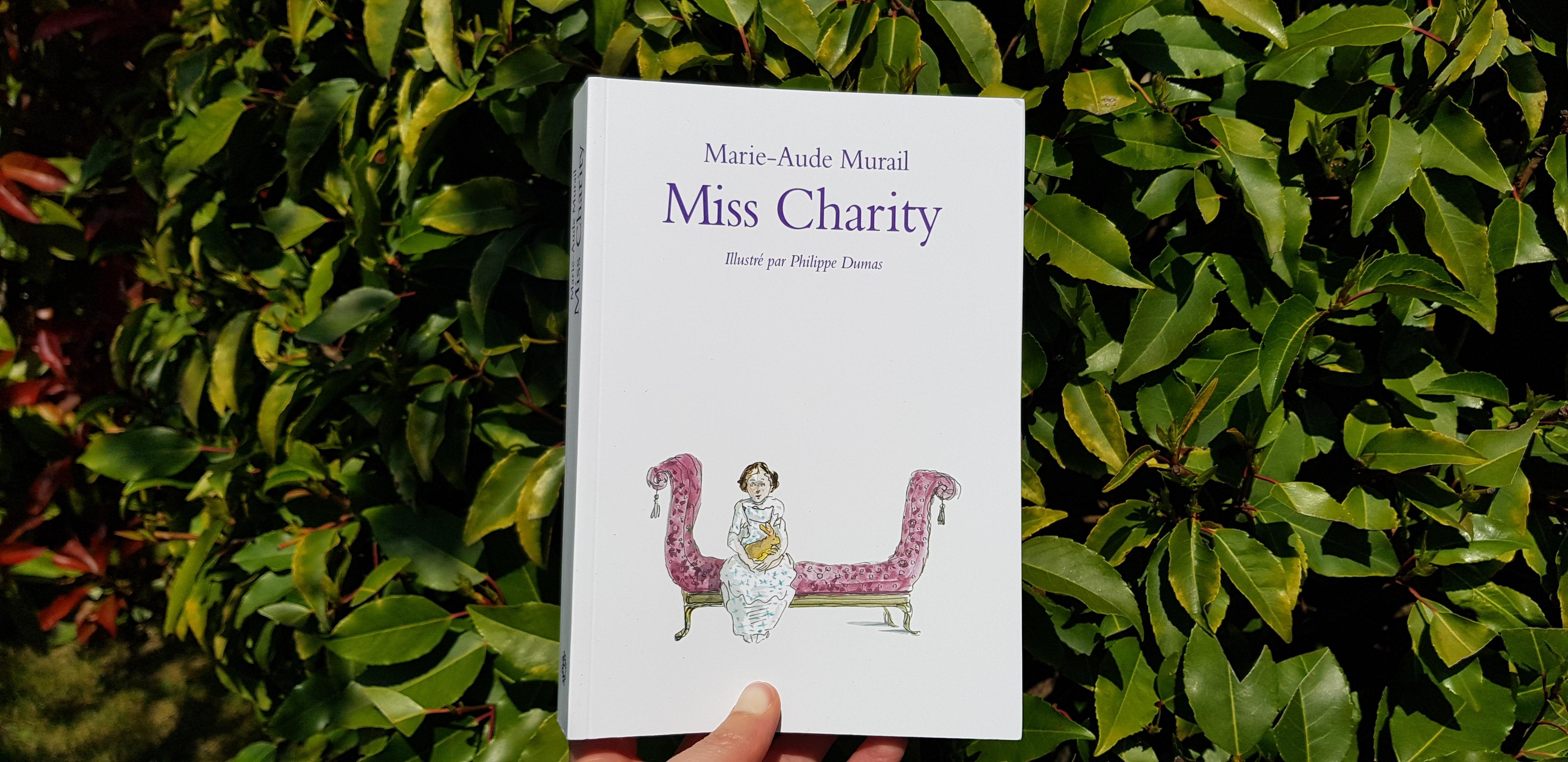 Miss Charity de Marie Aude Murail