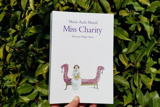 Miss Charity de Marie-Aude Murail