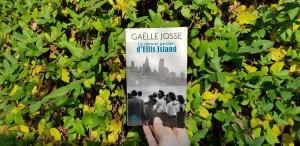 Le dernier gardien de Ellis Island de Gaëlle Josse