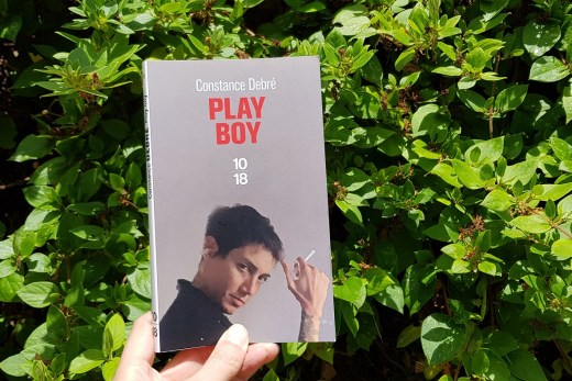 Play boy Constance Debré