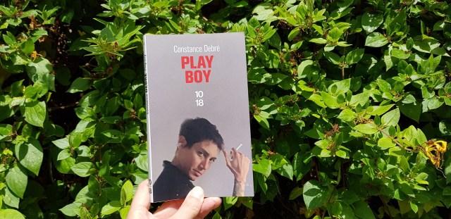 Play boy Constance Debré