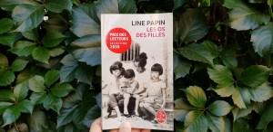 Les os des filles Line Papin
