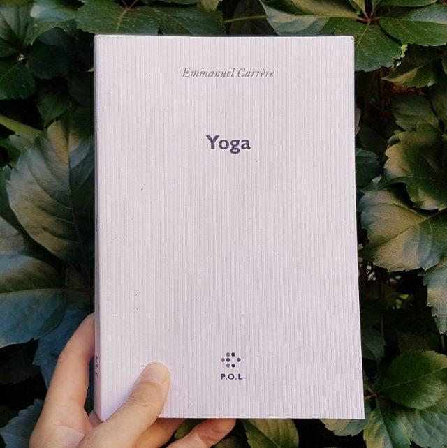 Yoga Emmanuel Carrère