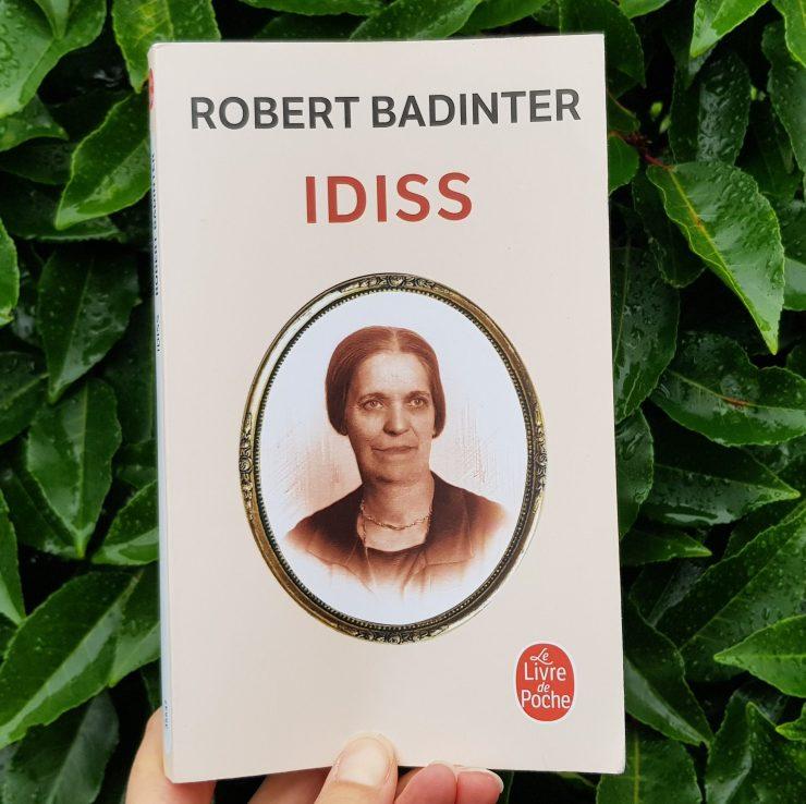 Idiss - Robert Badinter
