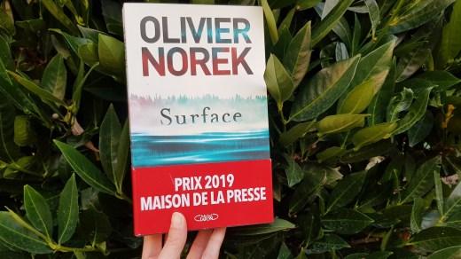 Surface - Olivier Norek