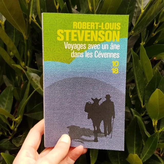 Voyage avec un âne dans les Cévennes - R. L. Stevenson