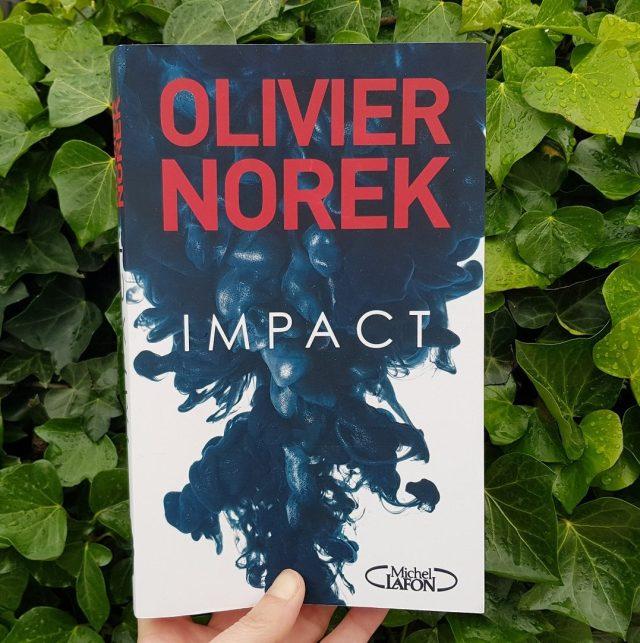 Impact Olivier Norek