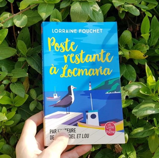 Poste restante à Locmaria - Lorraine Fouchet
