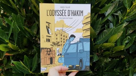 L'Odyssée d'Hakim - Fabien Toulmé