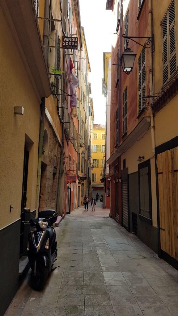 Vieux-Nice - Ruelle