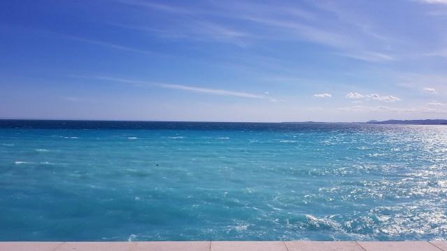 Nice - Toutes les nuances de bleu