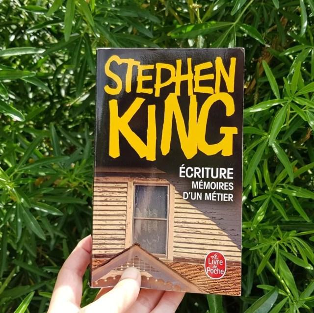 Ecriture mémoires d'un métier - Stephen King
