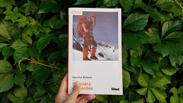 Première de cordée - Martine Rolland