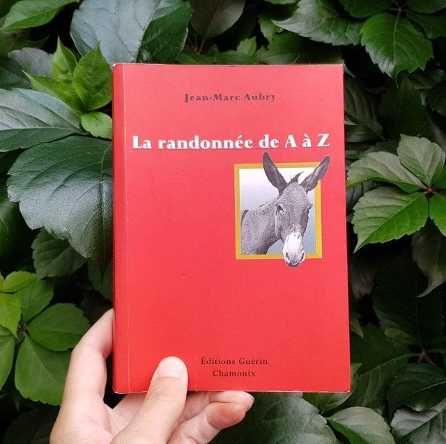 La randonnée de A à Z - Jean-Marc Aubry