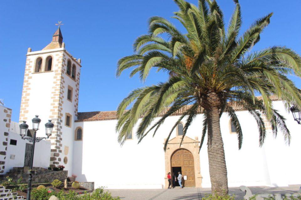 Eglise betancuria Fuerteventura