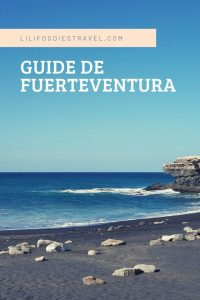 guide fuerteventura pinterest
