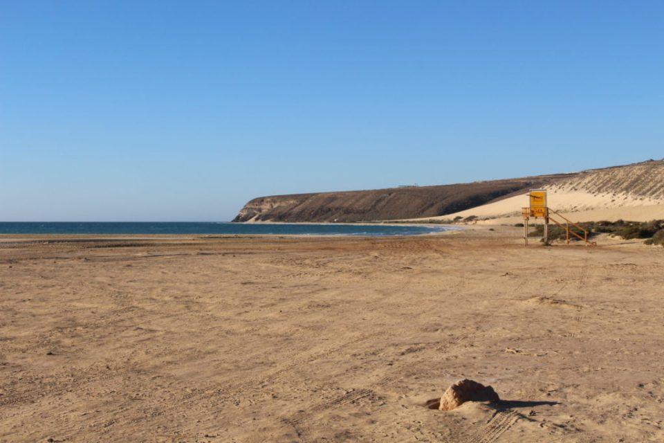 playa de sotavento fuerteventura