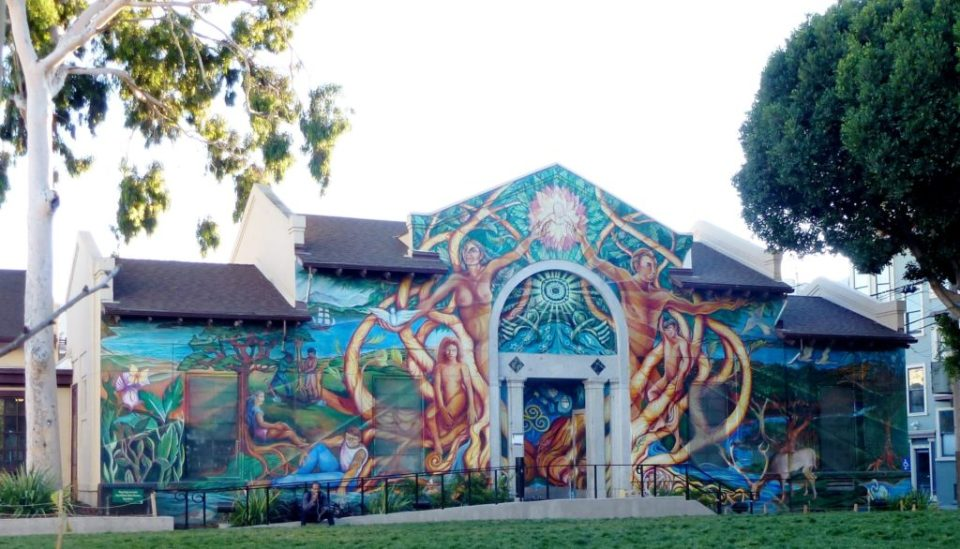 mission fresque san francsico