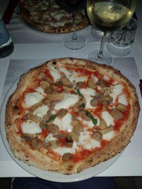 pizza impastro napoletano ostuni