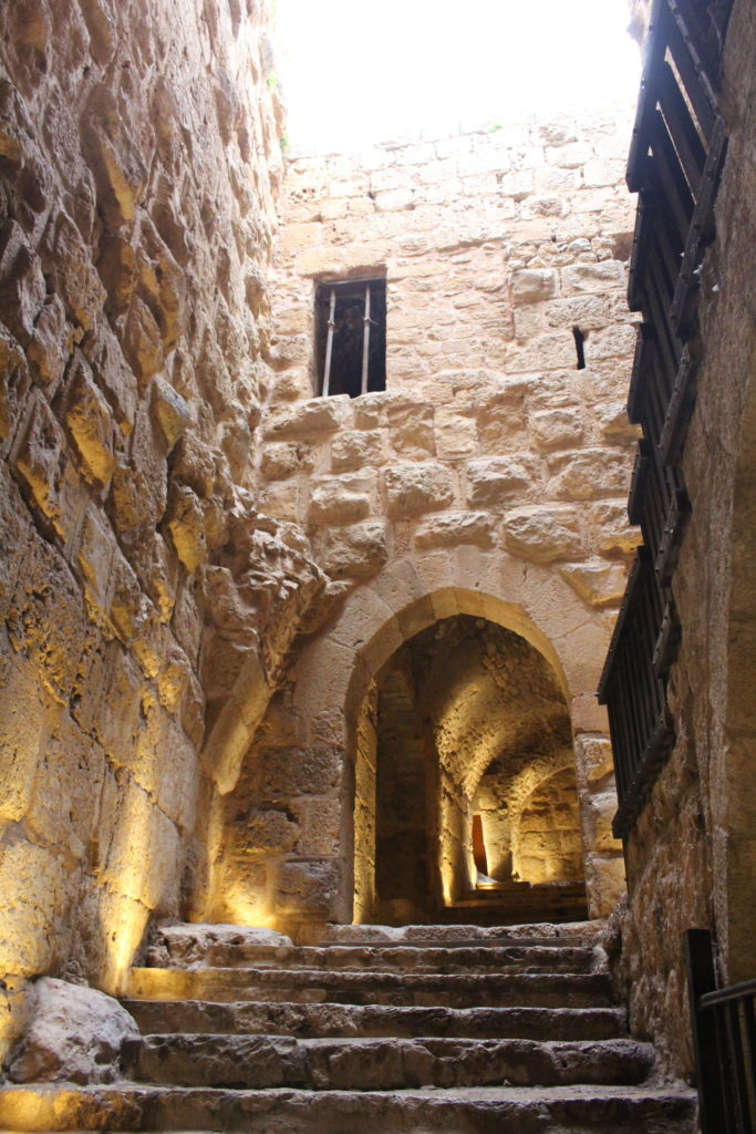 ajloun chateau
