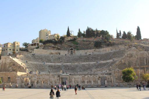 Theatre greco romain amman