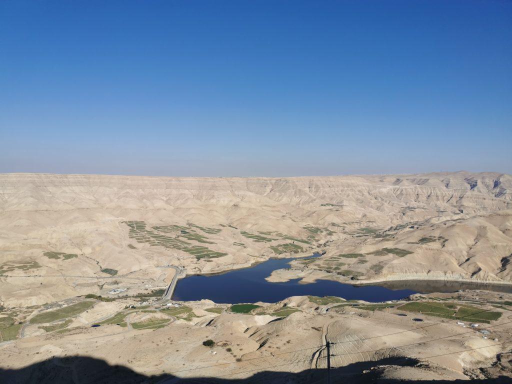 lac jordanie