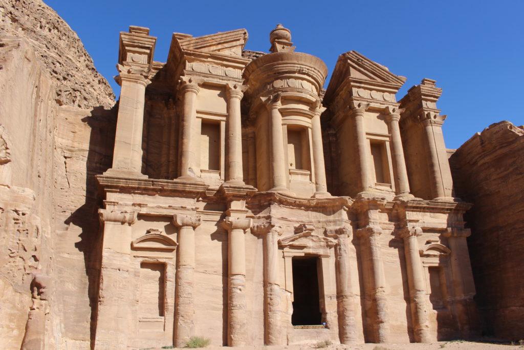Petra - Zone protégée du Wadi Rum
