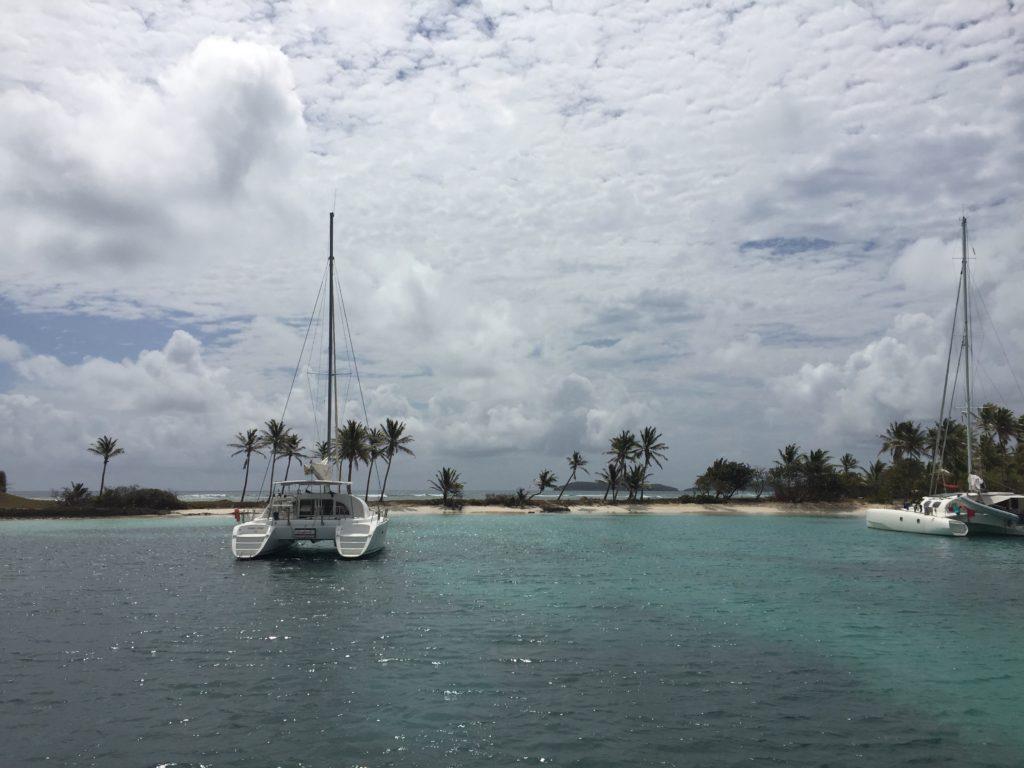 bateau iles grenadines mayreau