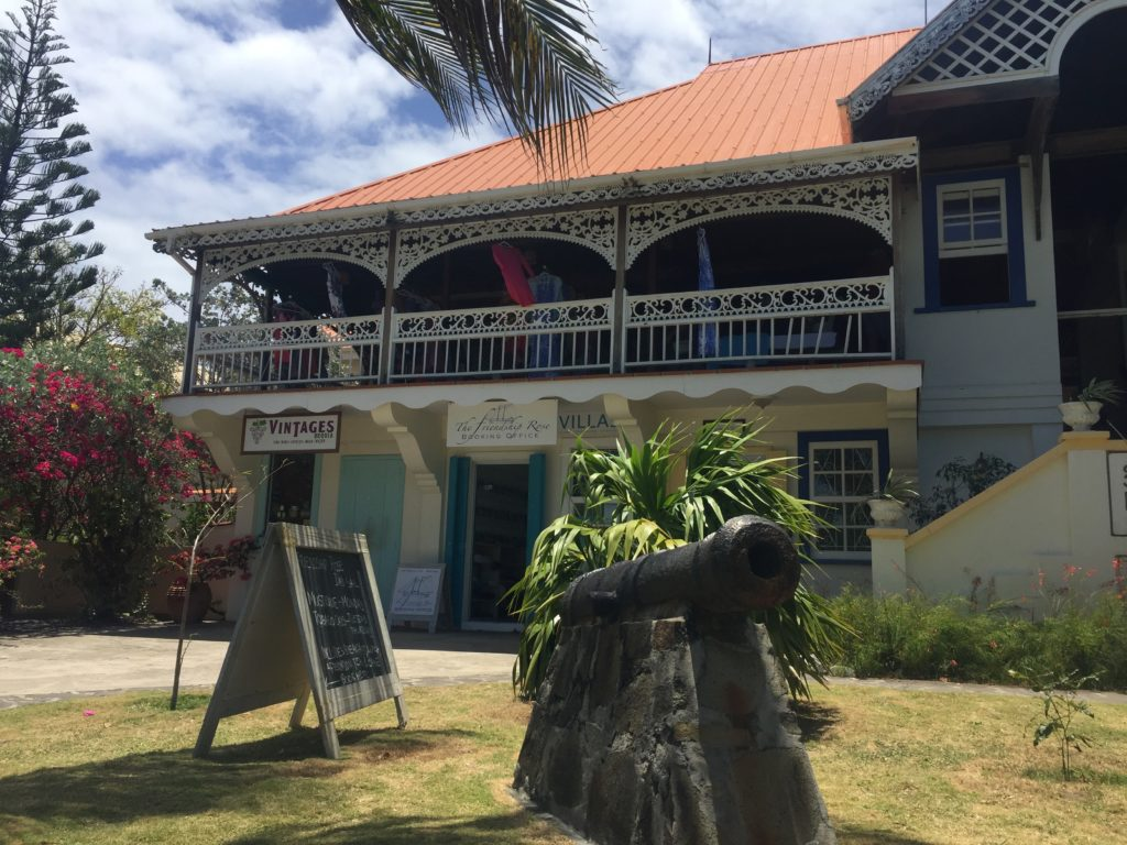 maison union island