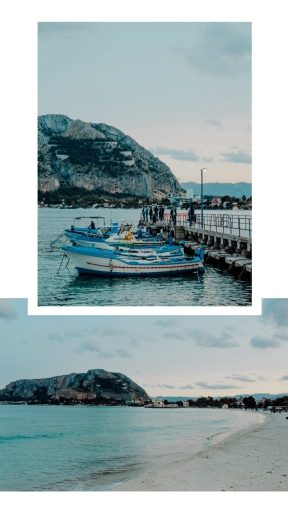 Mondello plage - Palerme Sicile