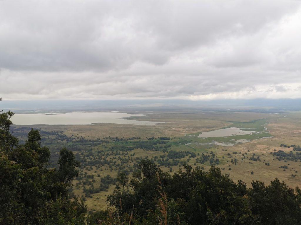 cratère du ngorongoro tanzanie