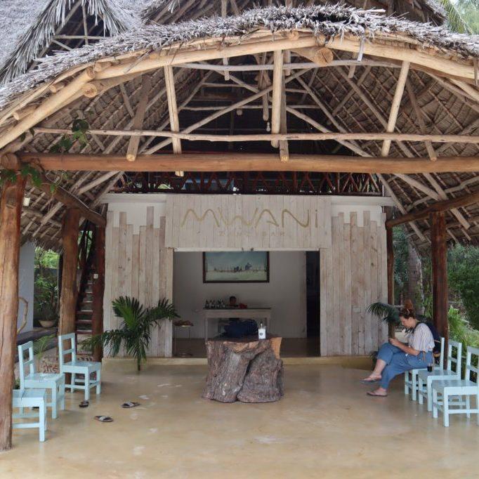 mwani seeweed center zanzibar paje