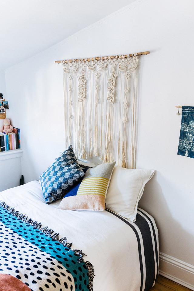 appartement suedois brooklyn green vintage