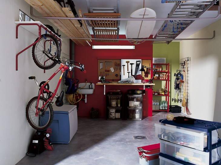 am nager un garage lili in wonderland. Black Bedroom Furniture Sets. Home Design Ideas
