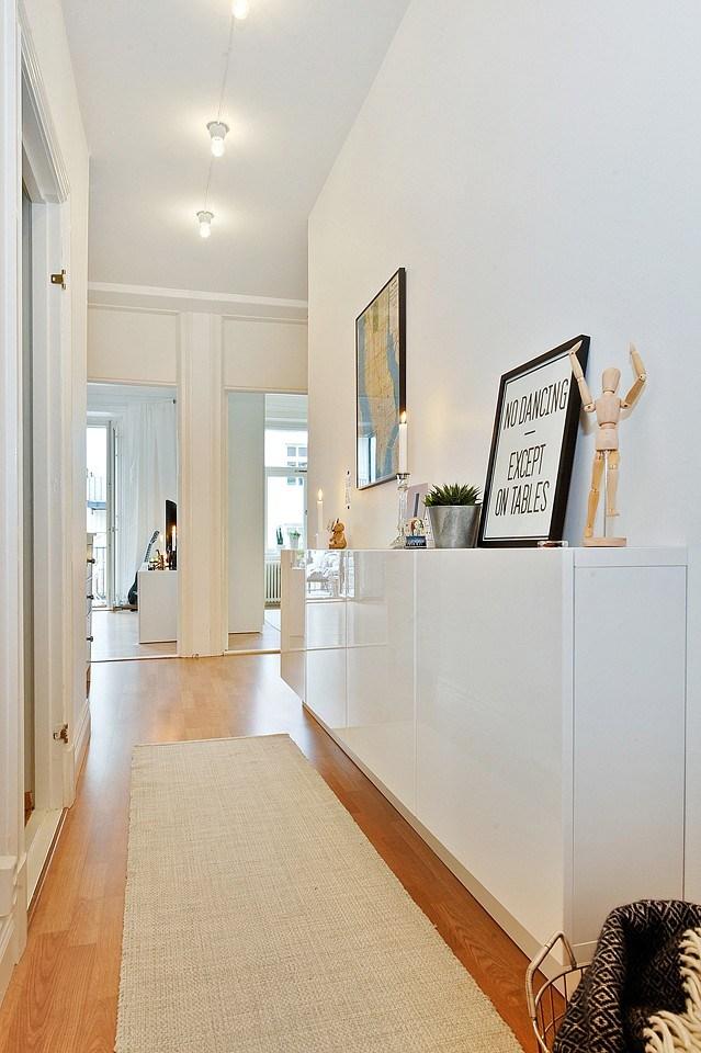 5 astuces pour agencer et am nager son couloir lili in wonderland. Black Bedroom Furniture Sets. Home Design Ideas