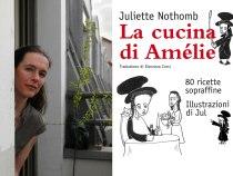 Juliette Nothomb cucina Amelie