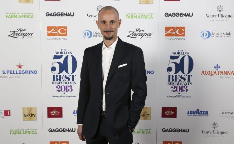 Enrico Crippa, Piazza Duomo, Alba @50 Best Restaurants sponsored by San Pellegrino & Acqua Panna