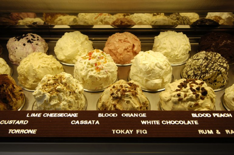 Gelateria Messina