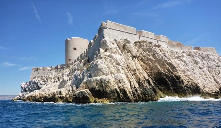 Marsiglia Castello d'If