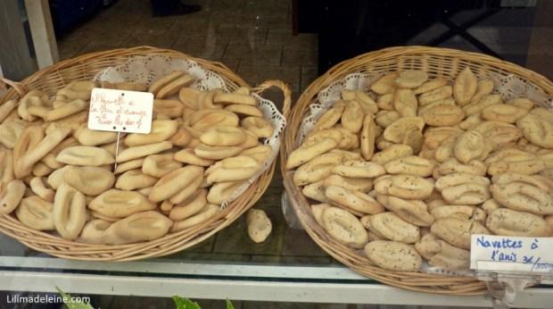 Marsiglia navettes
