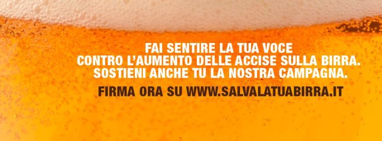 Salva la tua birra