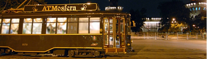 ATMosfera tram ristorante
