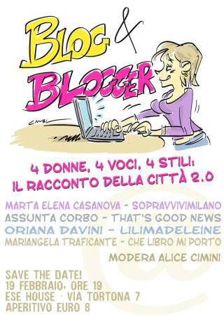 Invito blogger
