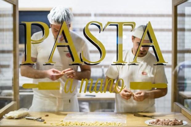 Eataly Smeraldo Pasta a mano