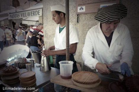 Street food Galizia