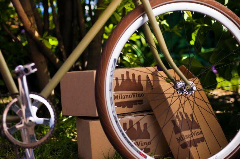 MilanoVino bici