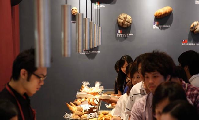Boulangerie Le Gout Taipei - 10 pasticcerie nel mondo da visitare
