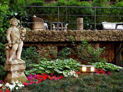 Hotel Manin giardino
